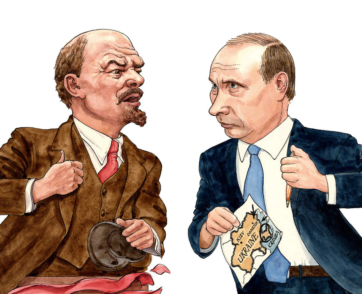 Myths about Lenin, in which you continue to believe 7