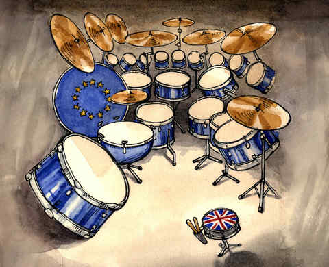 Brexit beckons