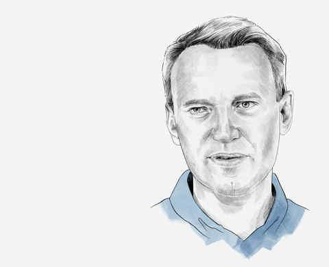 Alexei Navalny calls out Putin's hypocrisy
