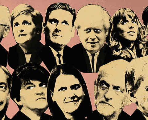 The politicians to look for in and after Britain's election