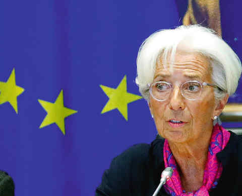 Christine Largarde will have plenty on her plate at the ECB