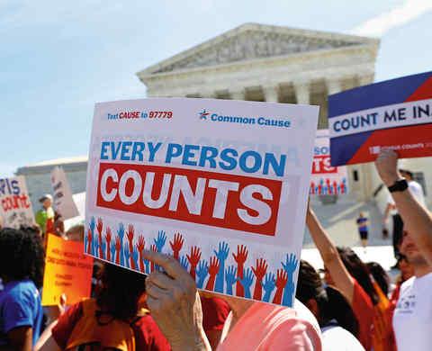 America's contentious census