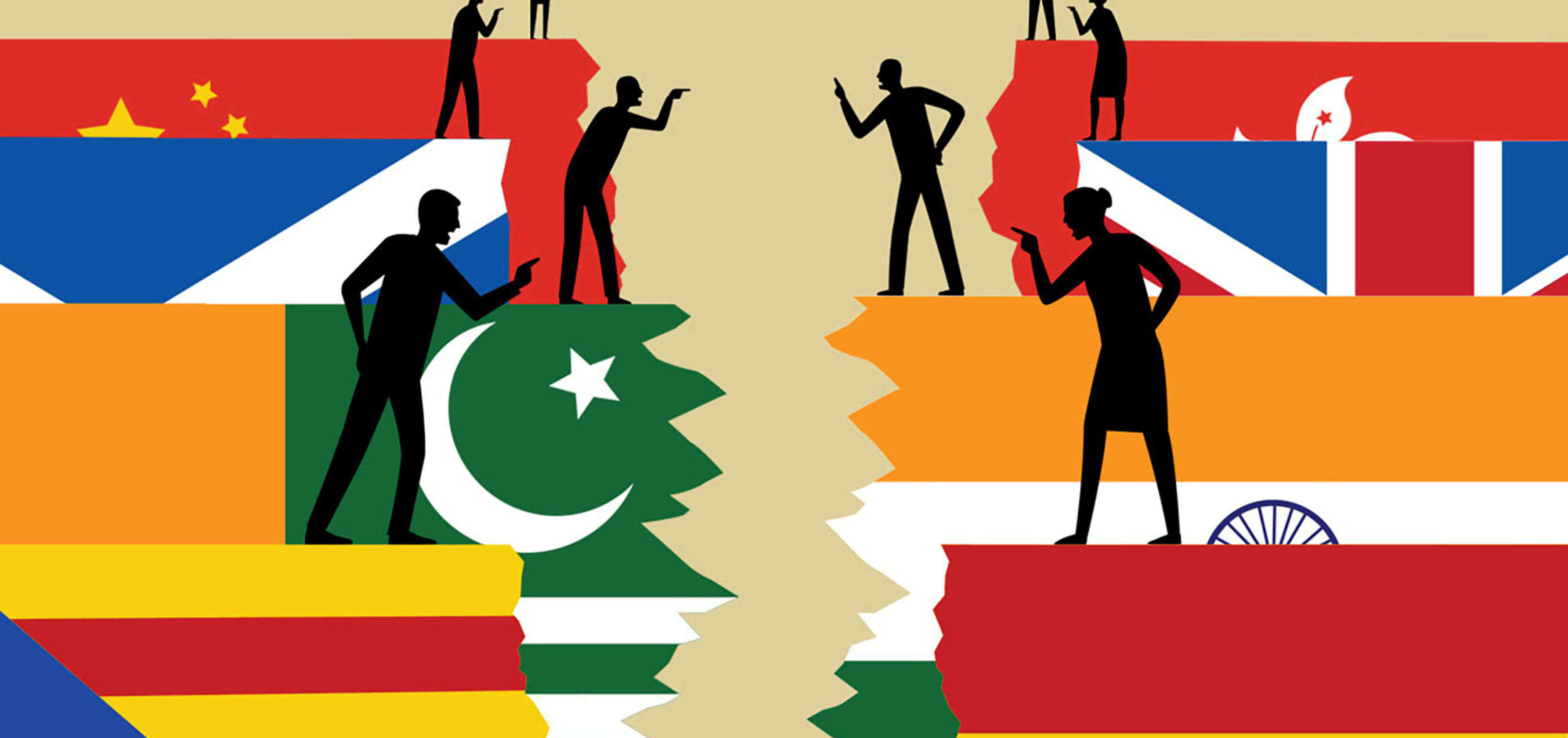 The coming surge of separatism
