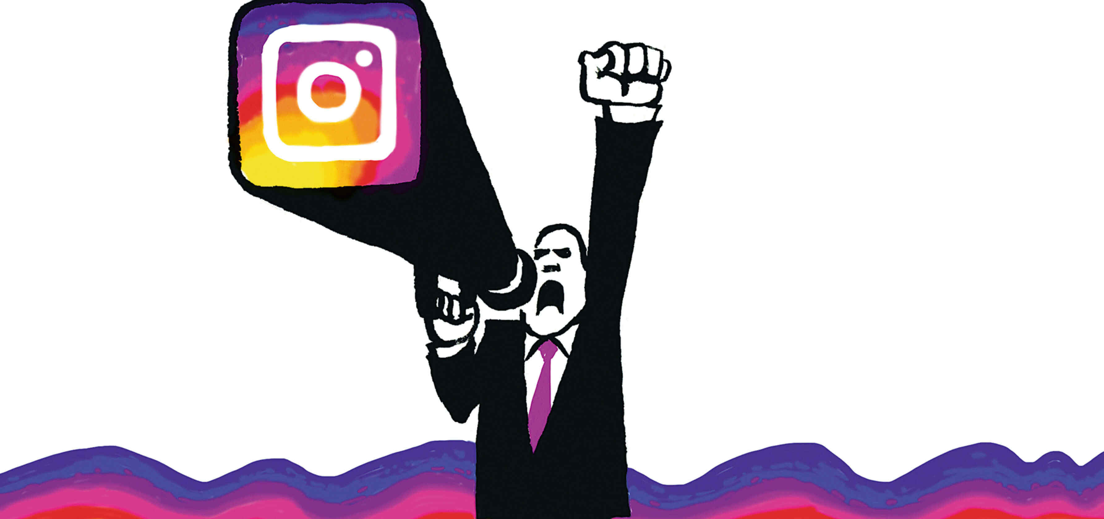 Instagram will be the new front-line in the misinformation wars